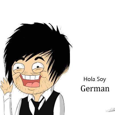 Hola soy Germán