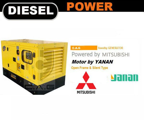 Mitsubishi Diesel Standby Generator Power Generators Manufacturer Power Generator Generators For Sale Volvo Diesel