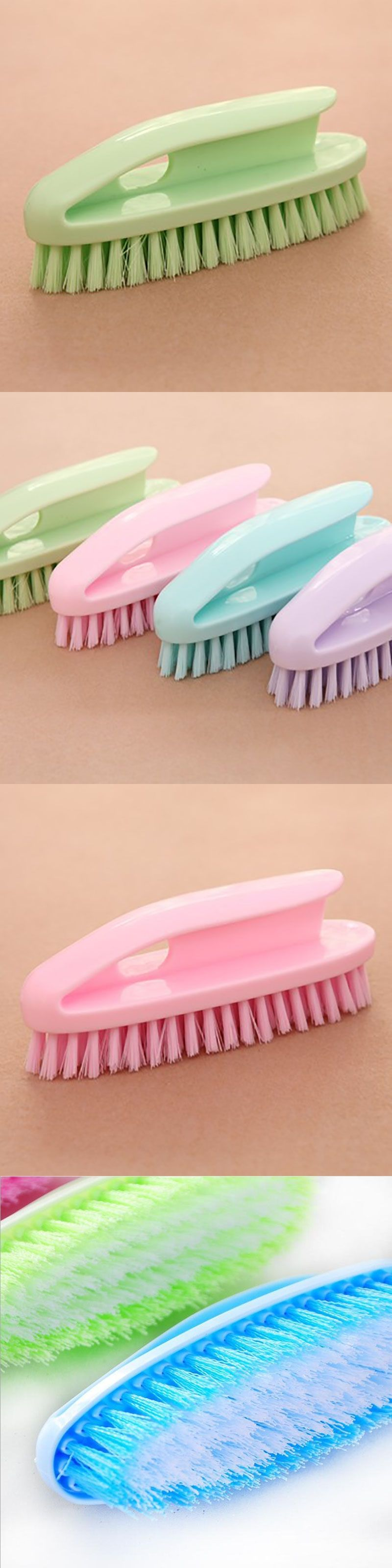 Household cleaning supplies color japanese fashion cleaning brush