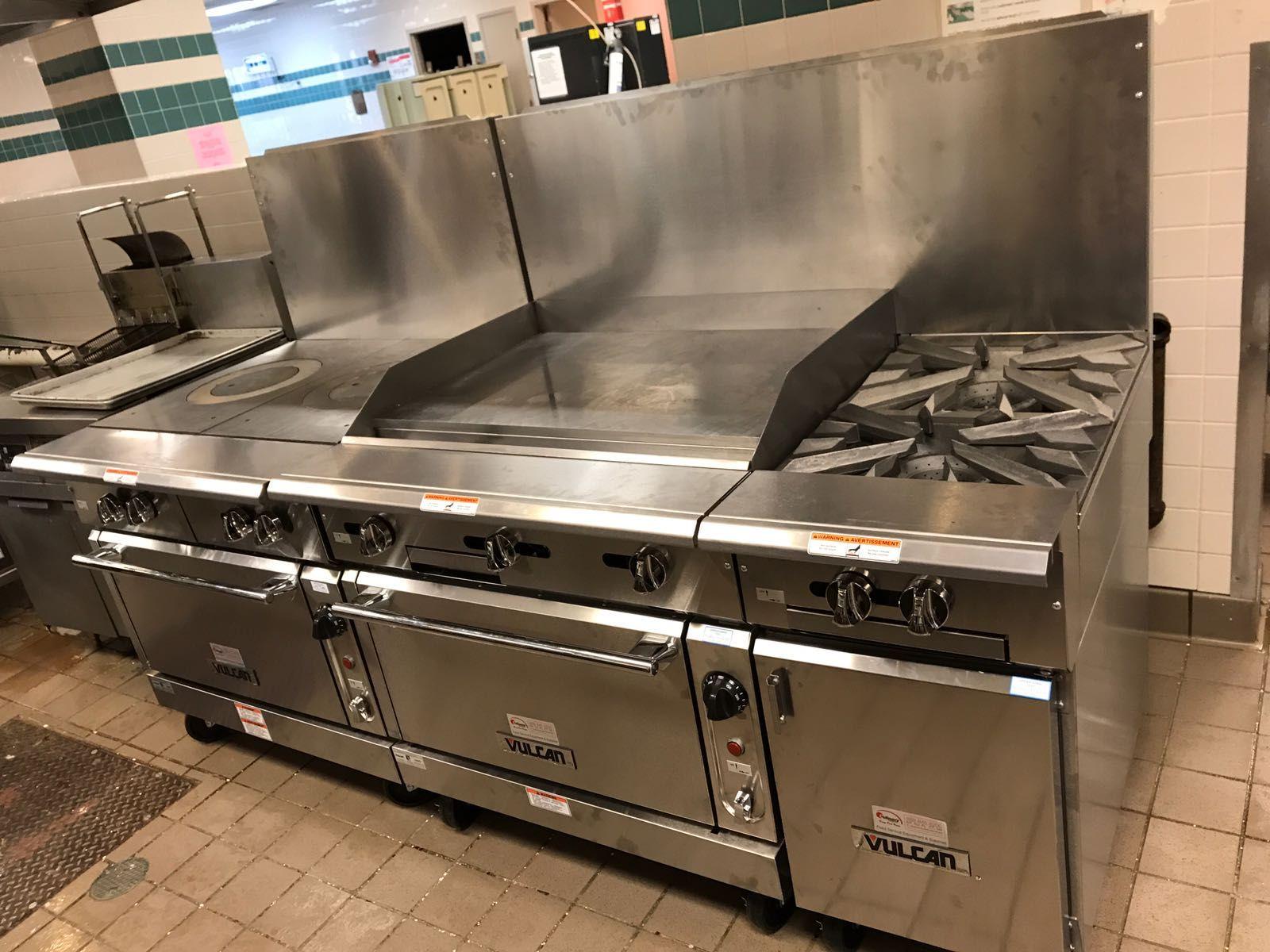 Some Vulcan Commercial Kitchen Equipment Https Www