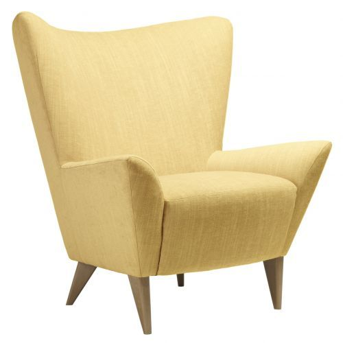 Matador Wingback Armchair in Alton, Helion or Settle | Design Ideas ...