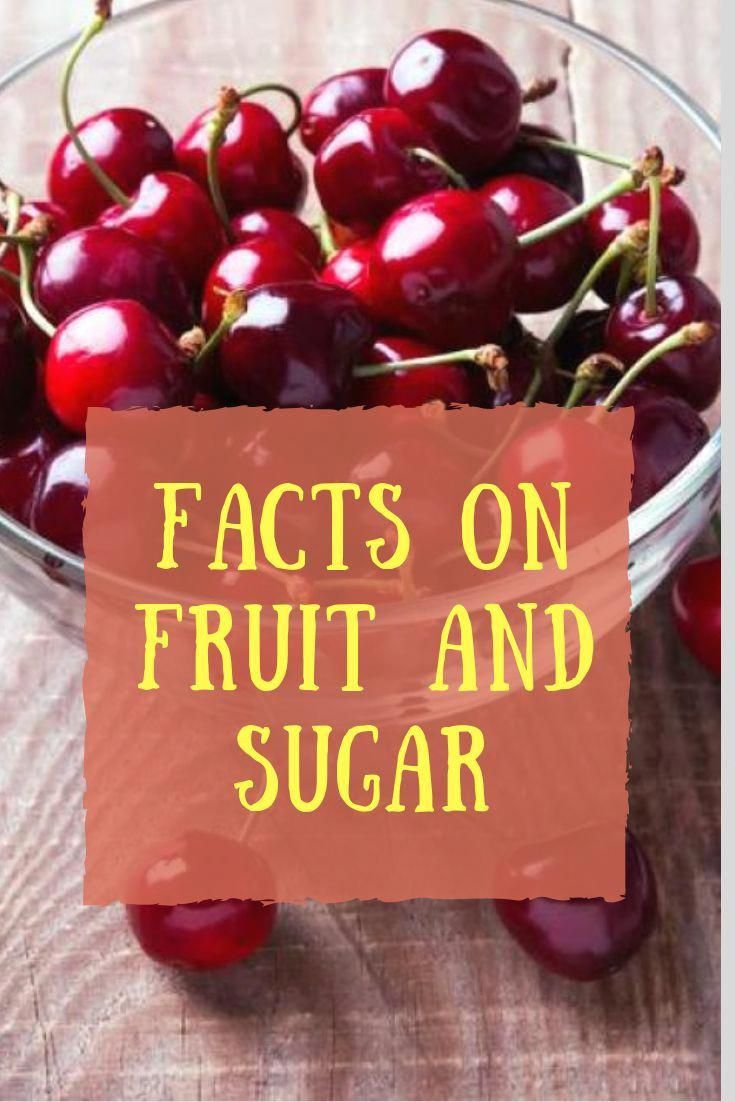 Fruit is a good source of complex carbohydrates and they