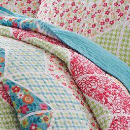 Mizone Emma Chevron Striped Quilt Set - JCPenney | For the Home ... : chevron stripe quilt pattern - Adamdwight.com