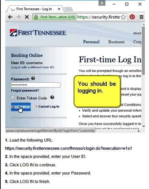 Access the first tennessee bank login here secure user login to access the first tennessee bank login here secure user login to first tennessee bank to access the secure area for firs first tennessee bank login fandeluxe Images