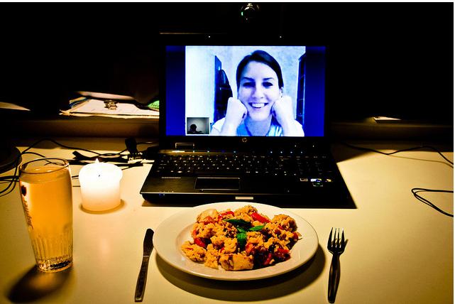 Skype long distance