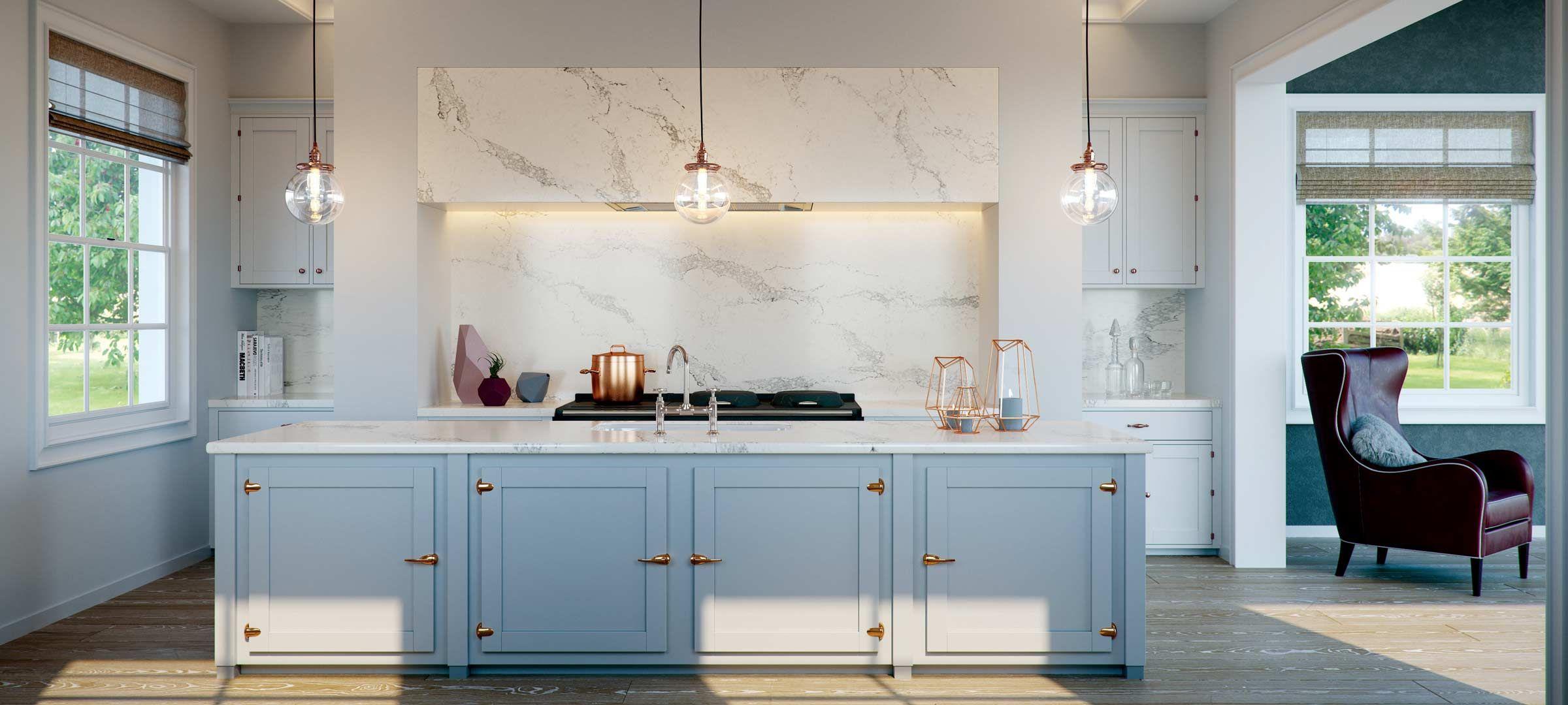 5031 Statuario Maximus - Caesarstone Canada | Design Inspiration ...