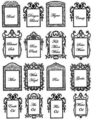 free blank printable pantry vintage labels craftys cuppa coffee