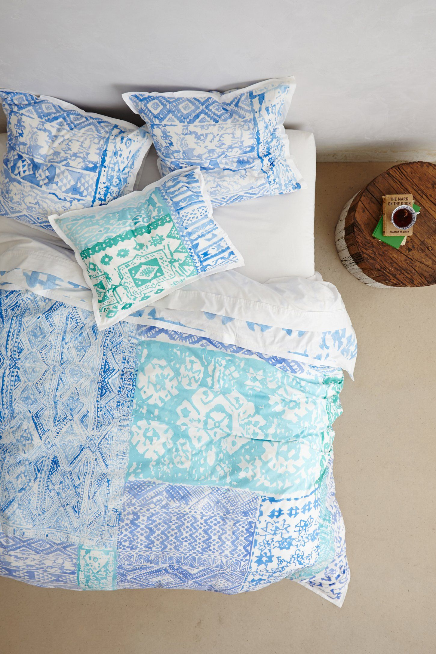 Kassita Duvet - Anthropologie.com