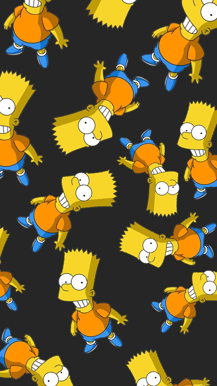 Pin by EISHA on Aesthetic phone wallpaper Simpson