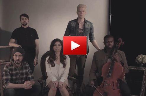 Pentatonix Covers 'Say Something' - VIDEO