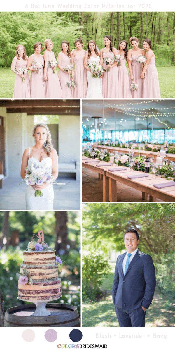 8 Hot June Wedding Color Palettes For 2020 Wedding Colors June Wedding Colors Wedding Color Palette Summer