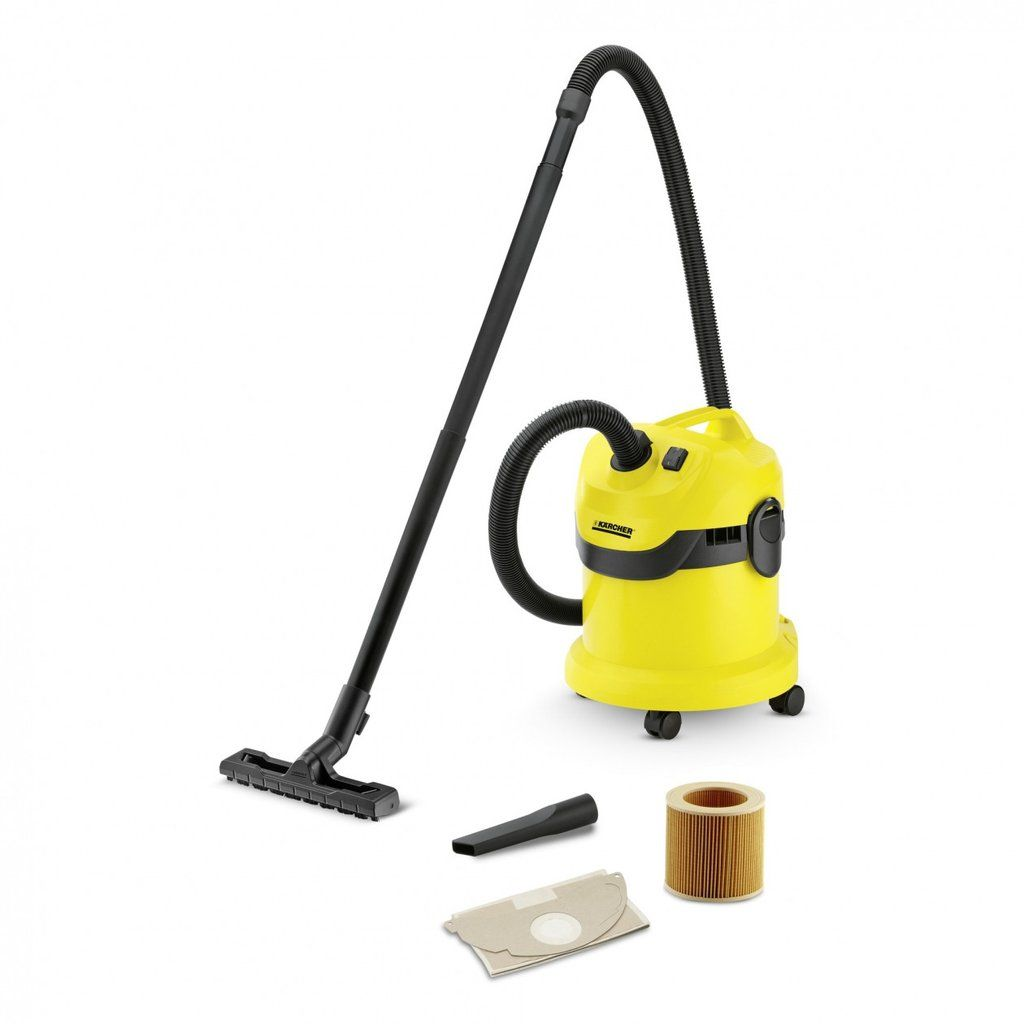 Karcher Multi Purpose Vacuum Cleaner Wd 2 Wet Dry Vacuum Cleaner Wet Dry Vacuum Vacuum Cleaner