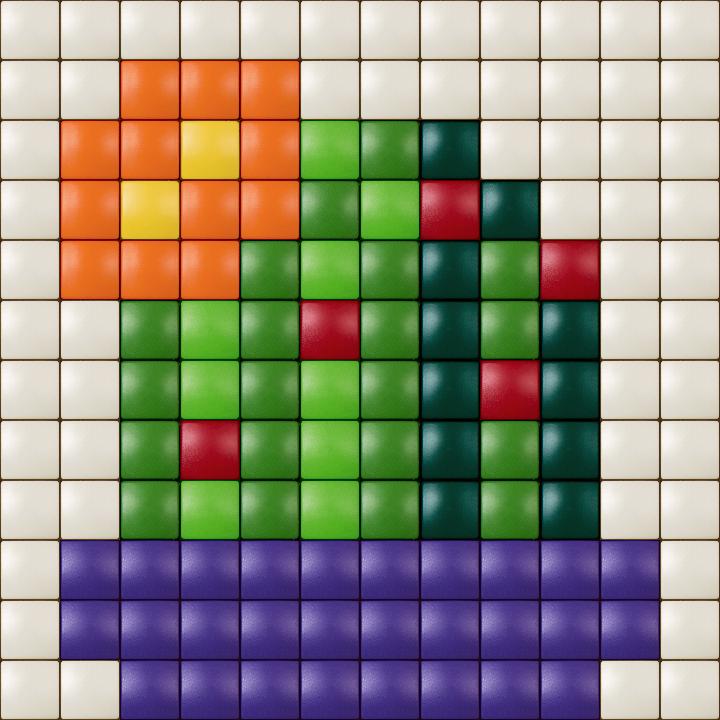 #pixelhobby #pixelen #pixelgift #hobbyproduct #knutselen #creatief #pixels #inspiratie #doe-het-zelf #cactus