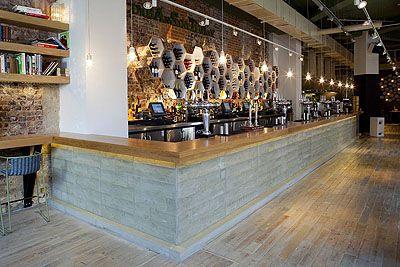 Best Restaurant Design | Restaurant Bar Counter Design | Joy ...