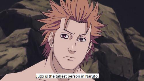 What Even Taller Than Kisame Naruto Naruto Facts Anime Naruto