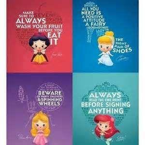 cute disney princess quotes