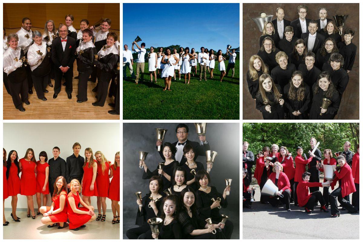 10 Handbell Ensembles Every Ringer Should Know Music Tv Choir  # Ensembles Tv