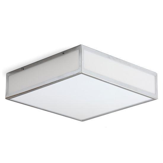 IP44 LED Quadratische Deckenleuchte für das Badezimmer von Edition - deckenleuchten für badezimmer
