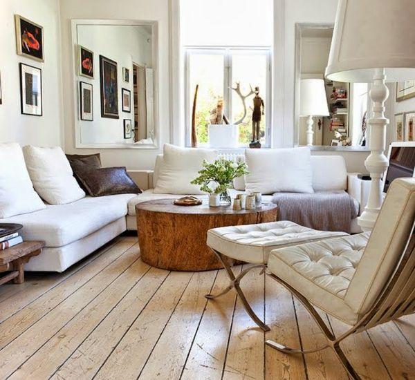 Wohnzimmer Holz Dielenboden #Wohnideen