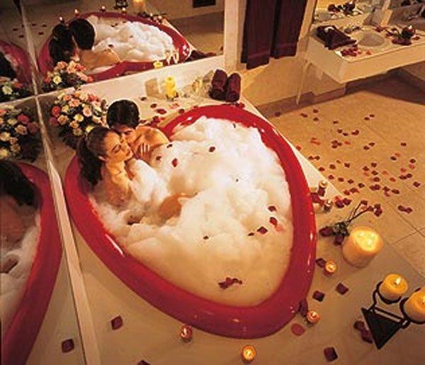 Luxury Bubble Bath Sets For Women Romantic Bath When You
