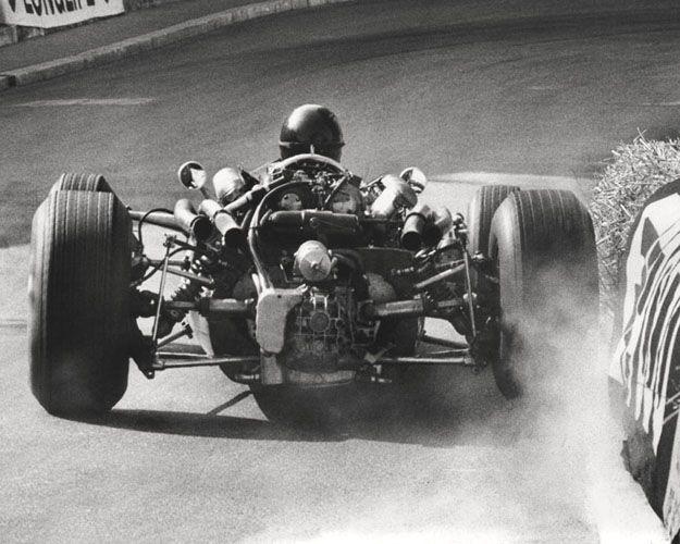 Cooper-Maserati T81 1966 Jochen Rindt Monaco GP