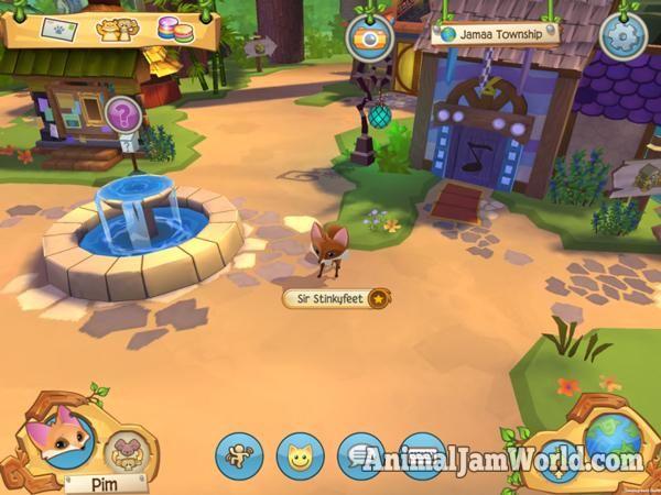 Pin By Animal Jam World On Play Wild Animal Jam Mobile