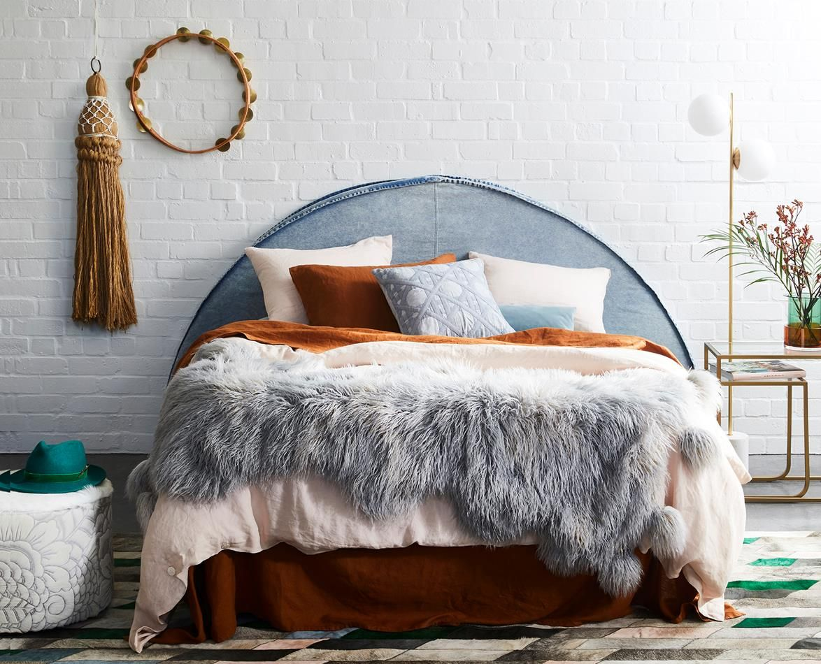 Home decor trends making  comeback  boho style also in rh pinterest