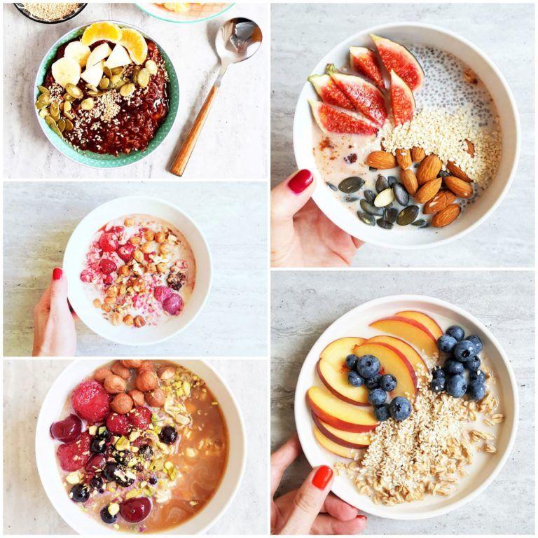 Owsianka Na 10 Sposobow Na Zdrowe Sniadanie Littlehungrylady Pl Sweet Breakfast Culinary Recipes Food