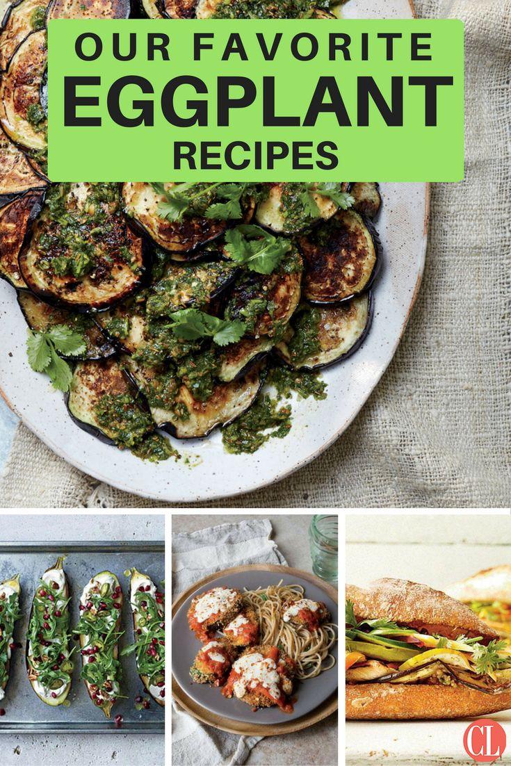 Farmers Market Recipe Finder: Eggplant