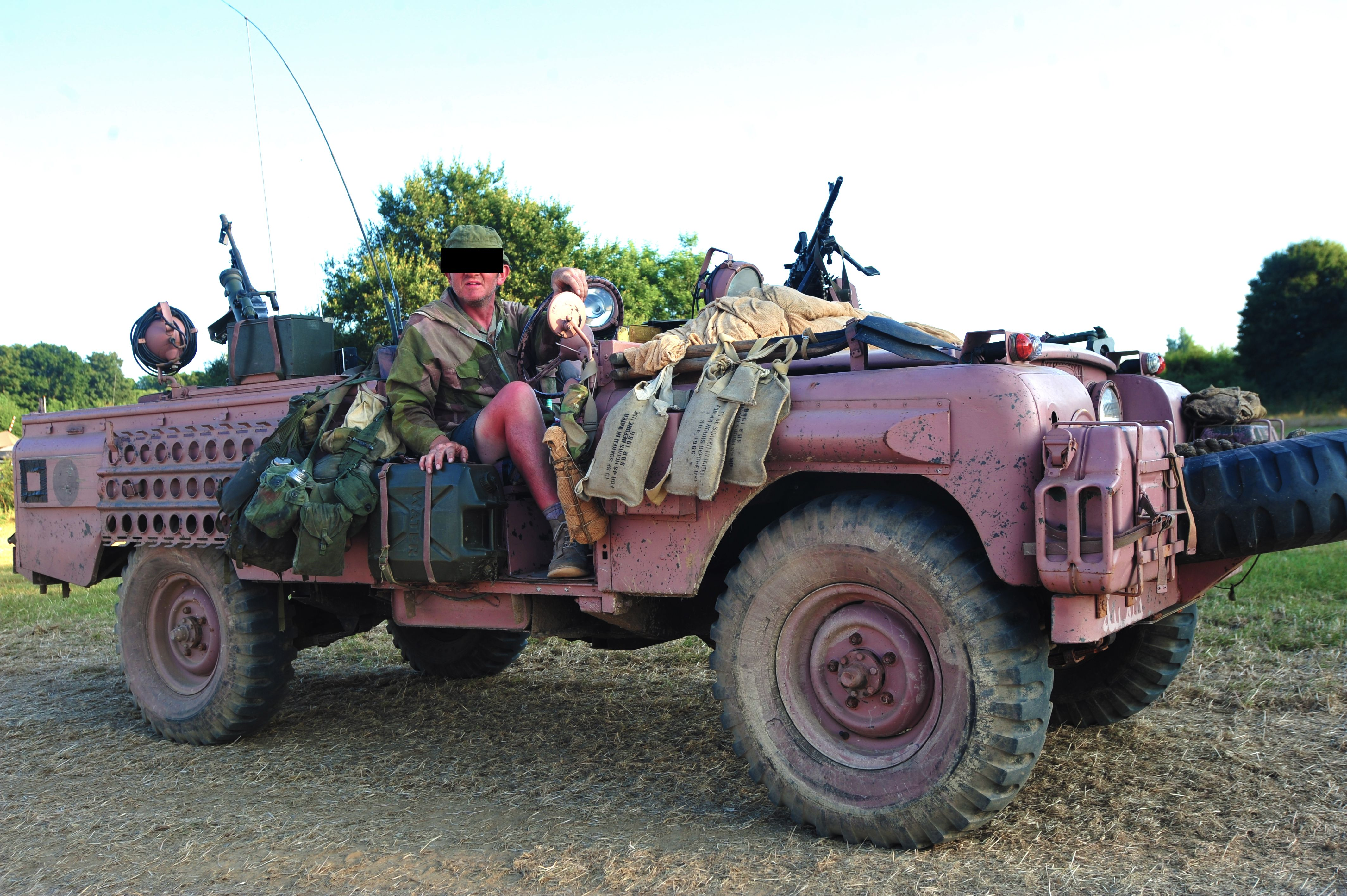 for panther watch youtube awesome landrover sale pink land series iii rover