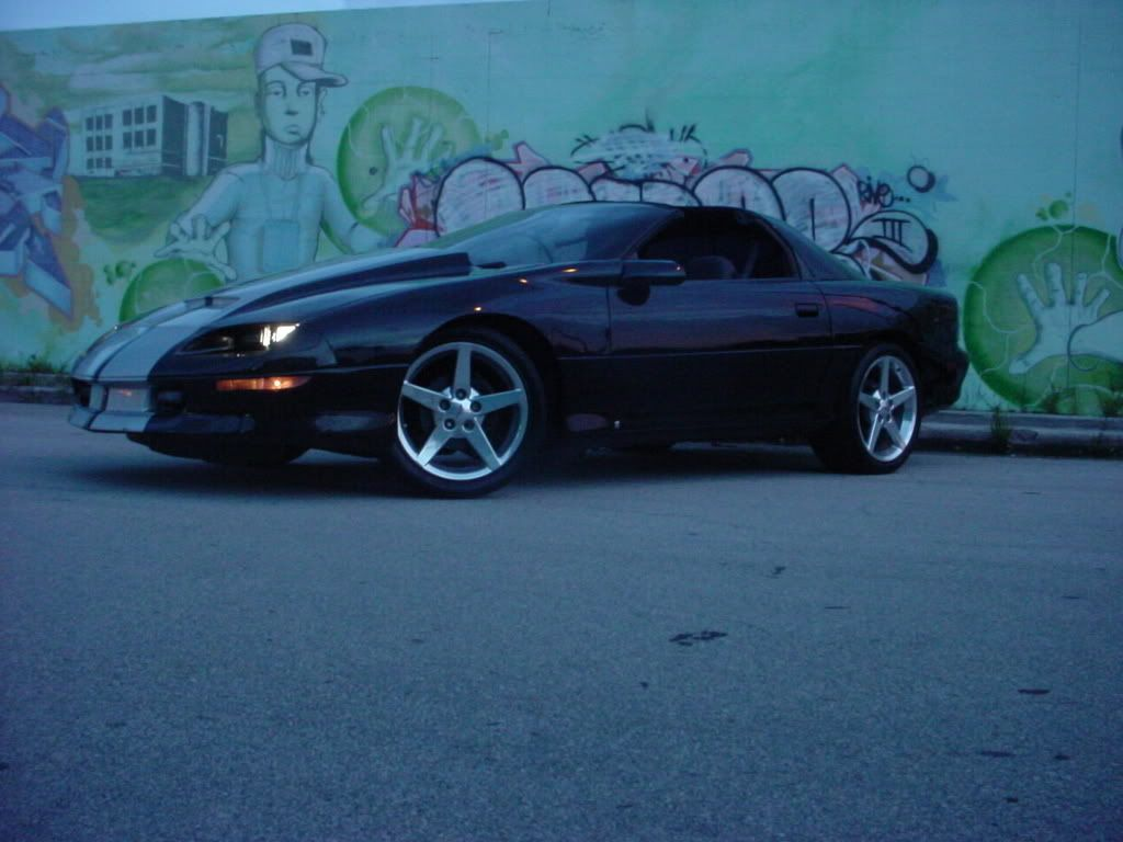 Tbt To My 1995 Lt1 Camaro But Don T Call It A Z 28 Camaro