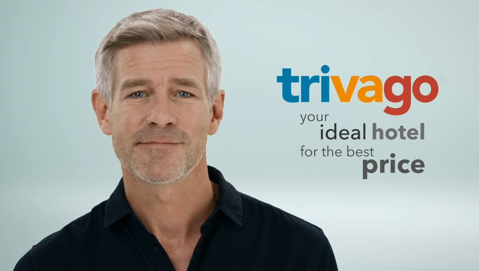Image result for trivago guy