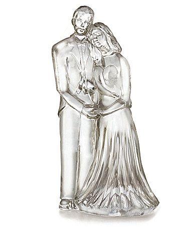 Waterford Wedding Heirloom Bride And Groom Sculpture Dillards