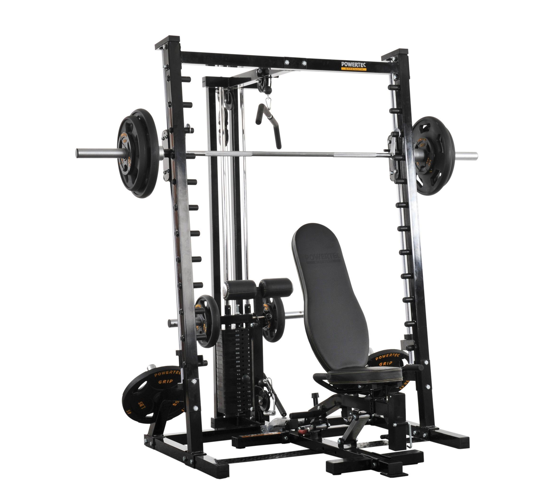 7415a477127 POWERTEC Gym Equipment For Sale