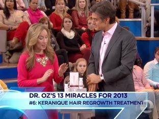 Dr Oz Thinning Hair Treatment Life Natural Hair