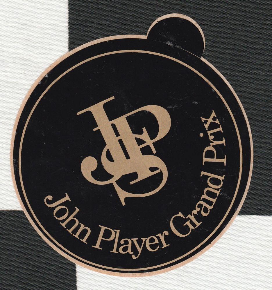 Spark 1 43 john player spl lotus 72d 5 winner spain 1972 world champ - Details About John Player Special Jps F1 Gp Lotus Original Period Sticker Autocollant Adesivo