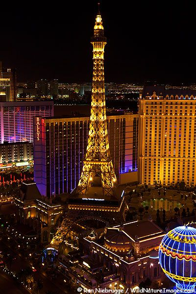 Las Vegas, Nevada; A Nice Place For A One Week Trip Full