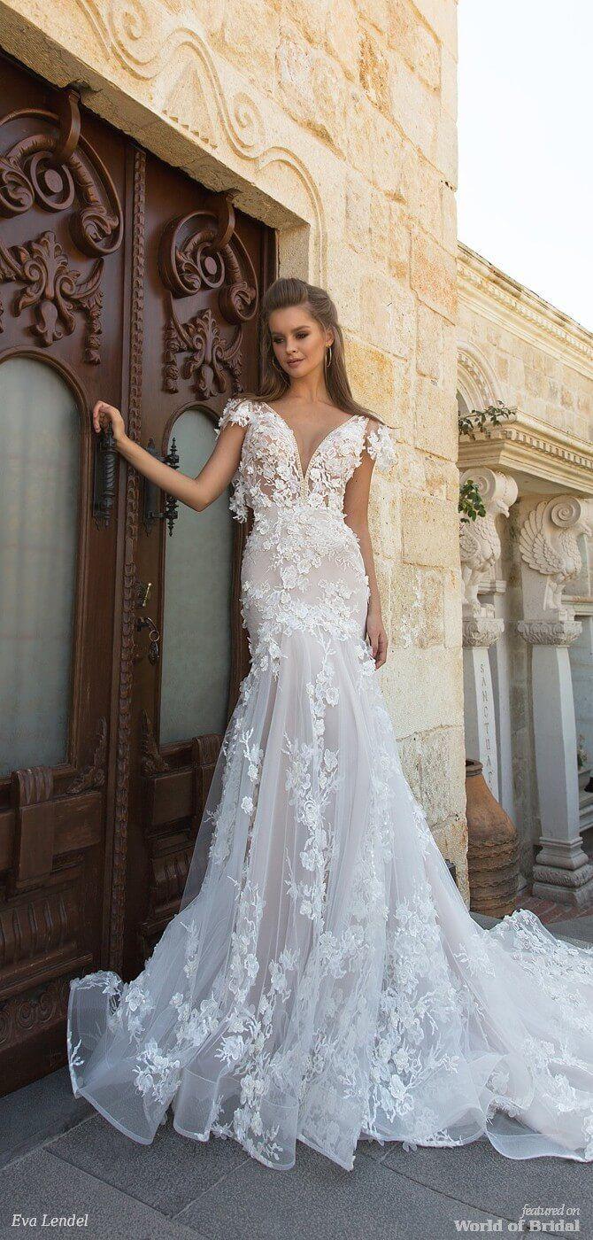 Eva Lendel 2018 Wedding Dresses Angelic Dreams Collection