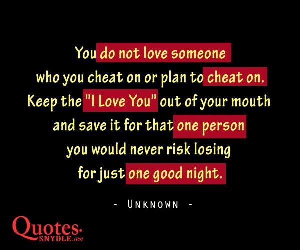 Looking For Cheating Boyfriend Quotes Nothing Can Ever Justify Why