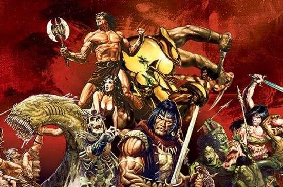 Le meilleur de Conan le Barbare