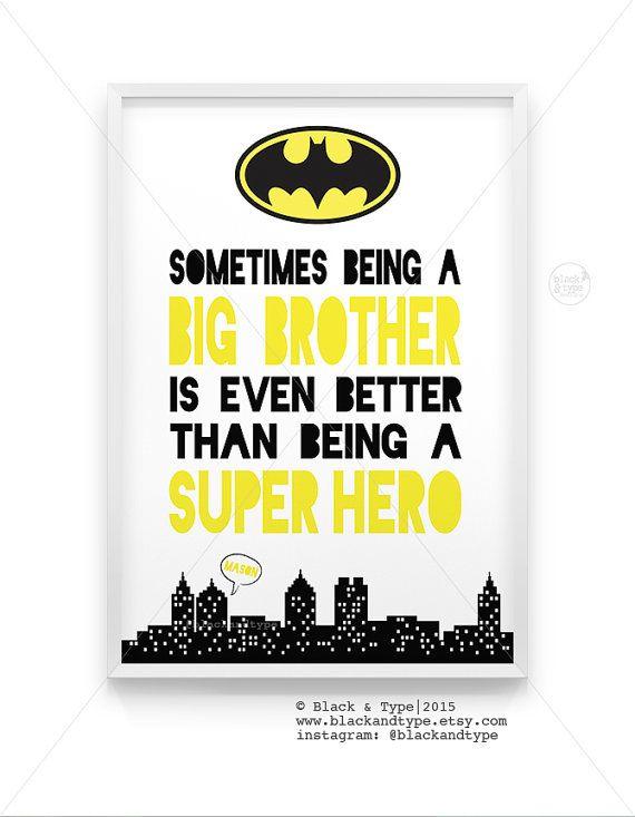 Being A Super Hero || superhero prints, super hero wall art ...