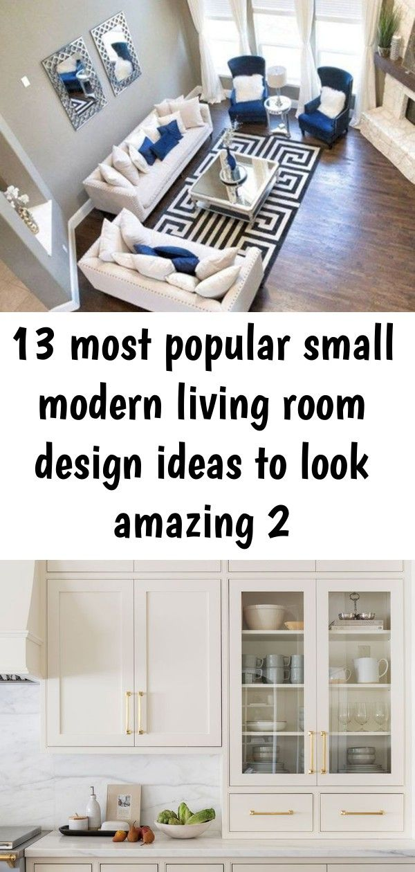 13 most popular small modern living room design ideas to look amazing 2 #swisscoffeebenjaminmoore