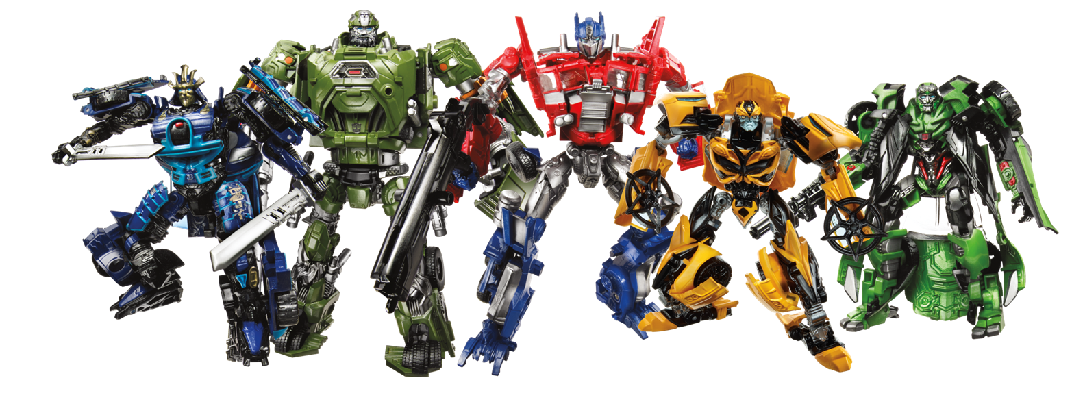 Transformers Platinum Edition DINOBOTS AOE Age of Extinctio Action Figure Robots
