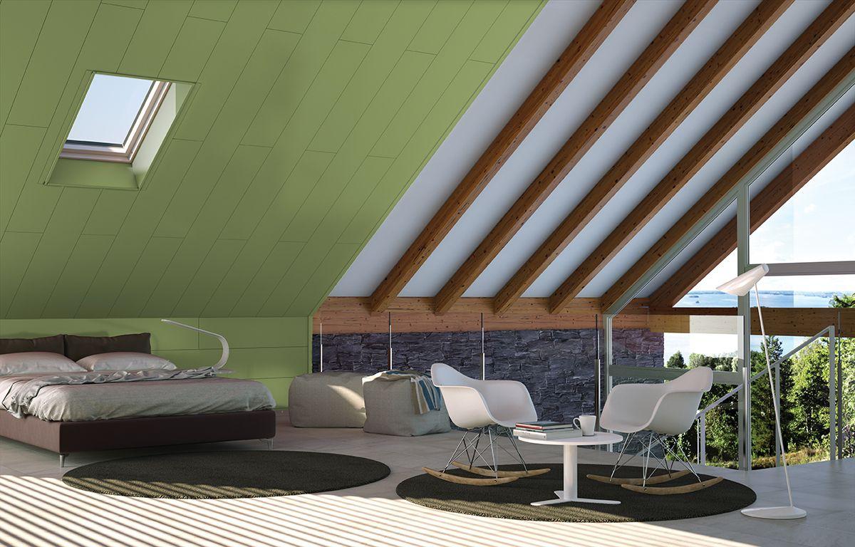 Dale Color A Los Techos De Tu Hogar Con Los Paneles Decorativos  ~ Techos Decorativos Para Interiores