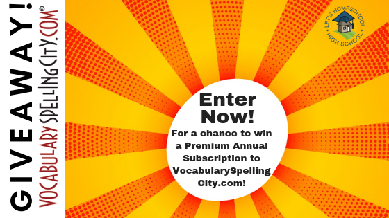 Vocabulary Spelling City Giveaway Spelling City Homeschool Freebies Vocabulary