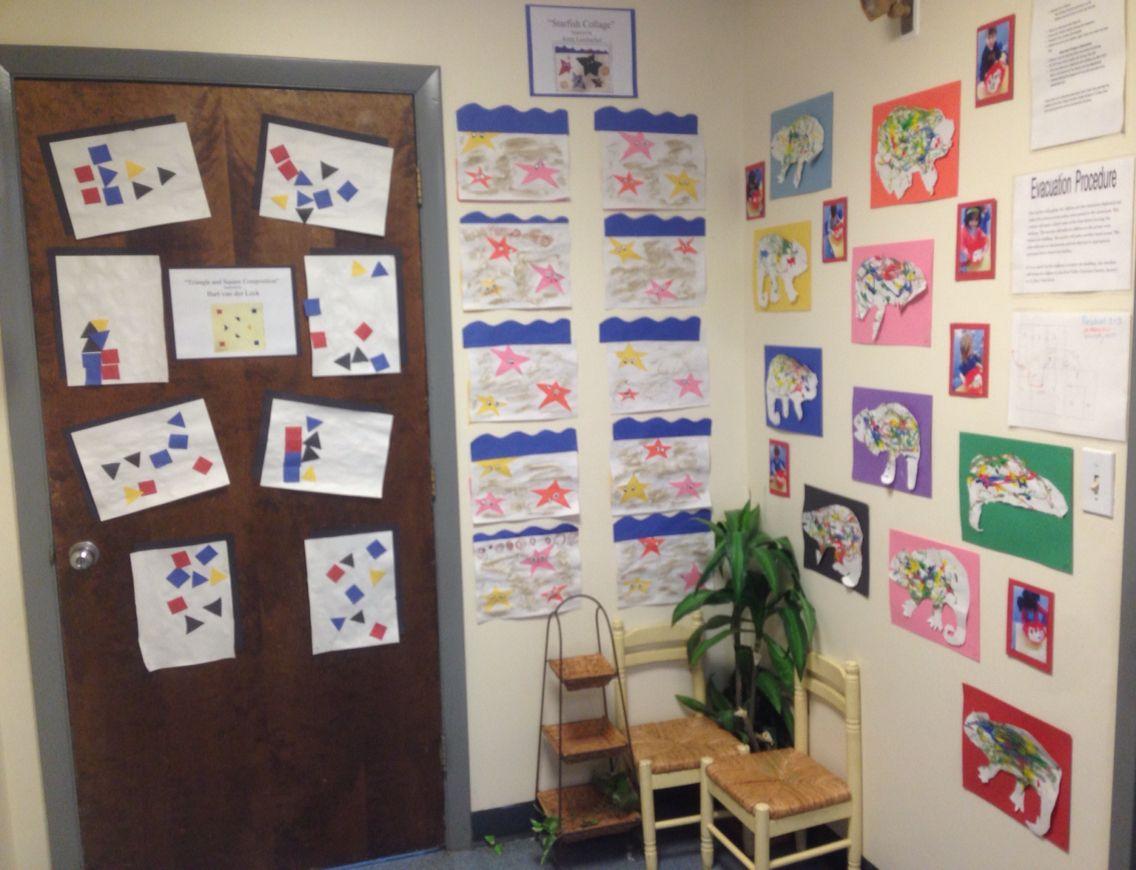 Preschool Wall Display