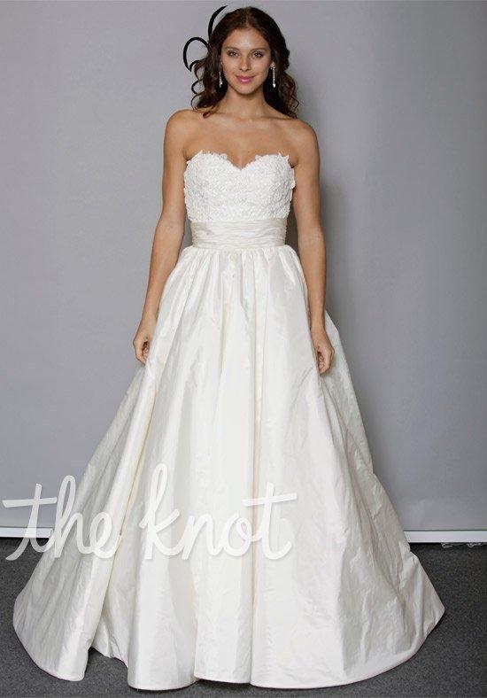 Anne Barge Chatham Wedding Dress - The Knot | Dress | Pinterest ...