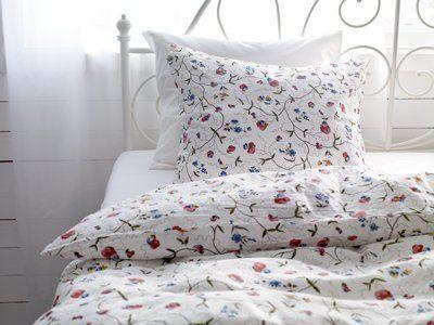 Ikea Alvine Orter 3pc Queen Duvet Cover 100 Percent Cotton Alvine Orter Amazon Home Amp Kitchen Ikea Duvet Cover Ikea Duvet Bed Linens Luxury