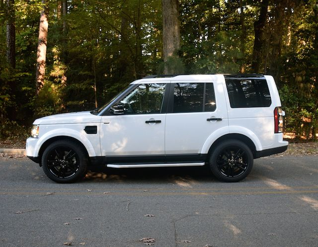 Burly Beast Land Rover Lr4 Cool Truck Accessories Land Rover