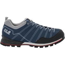 Photo of Jack Wolfskin men hiking shoes Scrambler Low Men 47.5 blue Jack Wolfskin